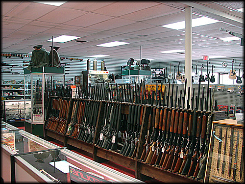 Gun Rack | Shotguns for Sale Charlotte