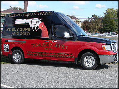 Beltway Gun and Pawn Truck | Used Guns for Sale Matthews NC