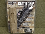 Tango Down Battlegrip BP-4S Rail Grip - Desert Earth